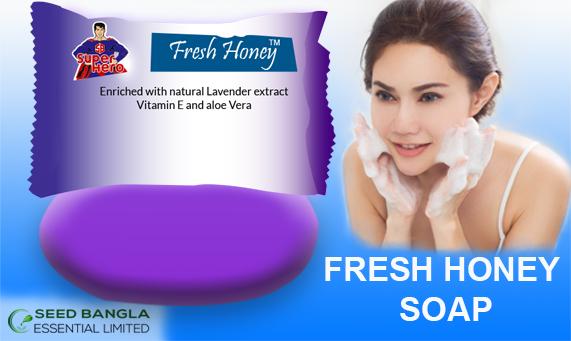 Fresh Honey Soap